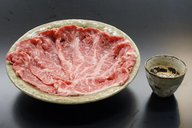 赤城牛サーロインすき焼きセット(2~3人前)