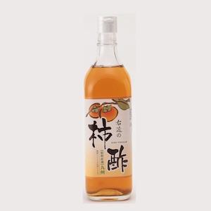 【醸造酢】700ml純柿酢