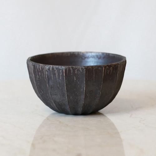 Roughness Black  Plants Pot(No,05)※MEDIUM