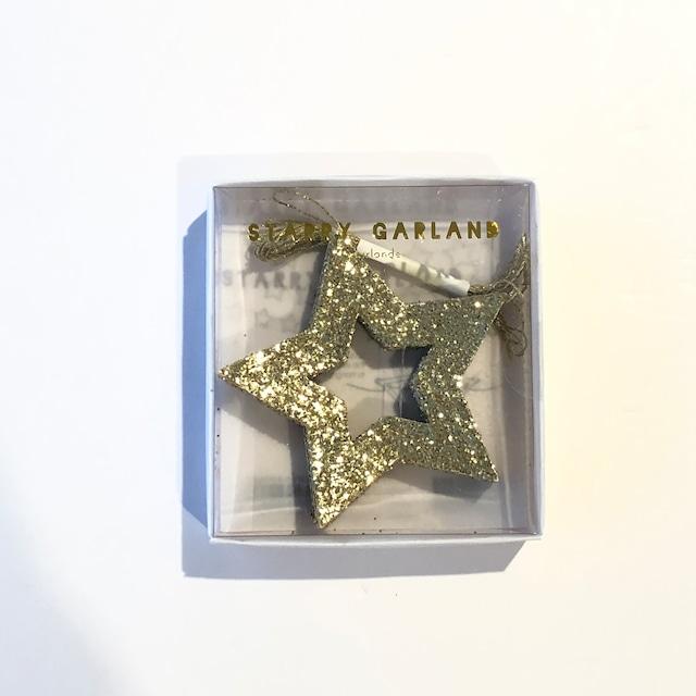 merimeri メリメリ -STARRY garland  / 星 スター ガーランド パーティー