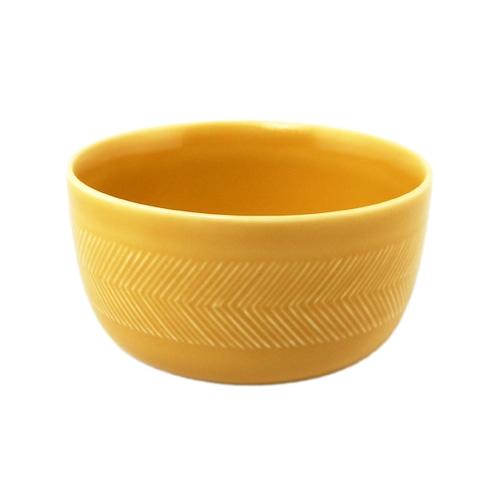 BIRDS' WORDS(バーズワーズ) Tabletop Bowl 11cm yellow