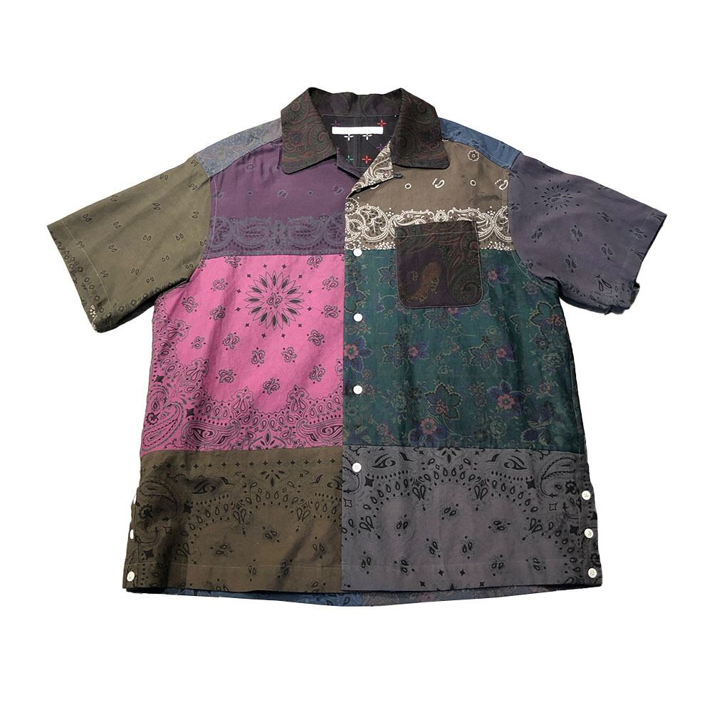 CHILDREN OF THE DISCORDANCE X ROGIC Bandana Shirt Size1