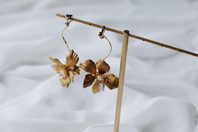 Bridal Earring・vintage・2005/sale