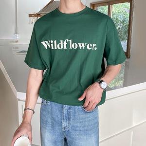フロントロゴTシャツ BL8826