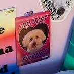「BEST FRIEND」レンチキュラーカード