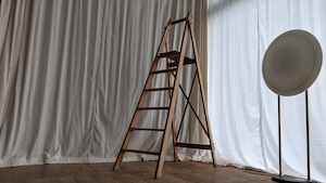 Display Antique Ladder