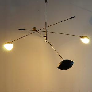 #01-05  Vintage Stilnovo light