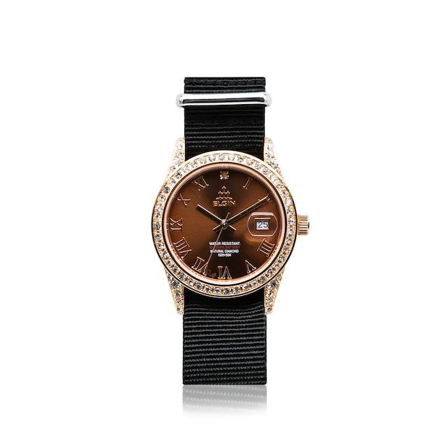 男女兼用のフォーマルな腕時計|DI001BK