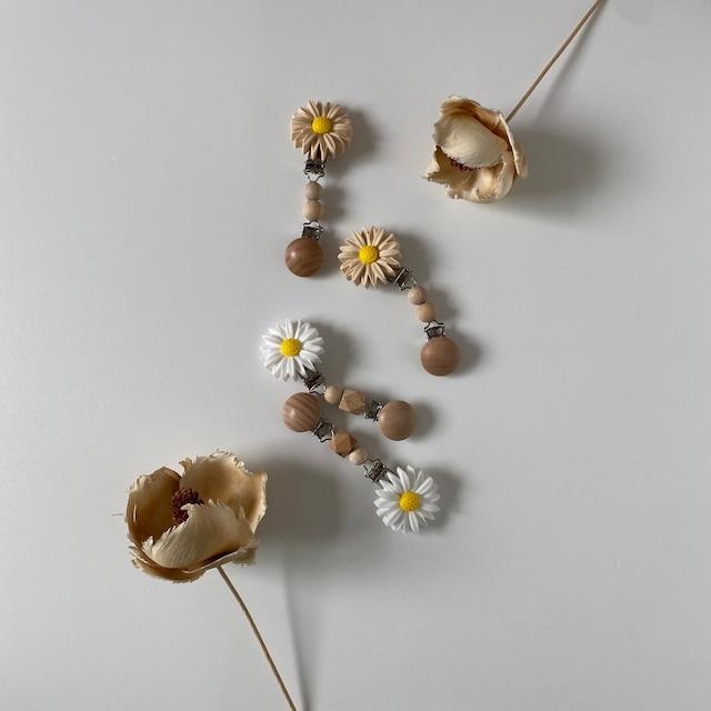 daisy blanket clip (ブランケットクリップ)