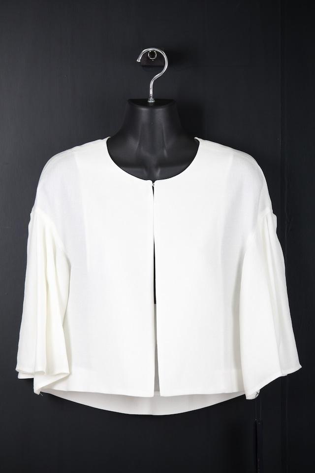 袖変形七分袖ジャケット