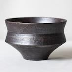 Roughness Black Plants Pot(No,10)※LARGE