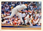 MLBカード 93UPPERDECK Sam Militello #383 YANKEES