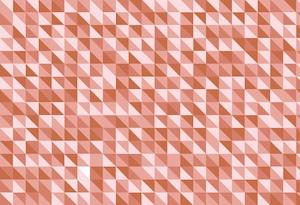 三角模様(赤)(ab_0001_r)