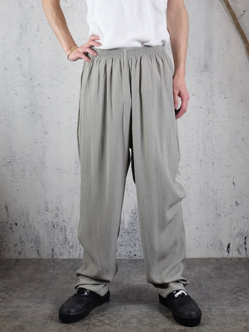solid easy pants