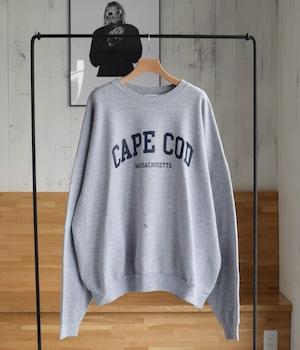 VINTAGE 90s SWEAT SHIRT -CAPE COD-