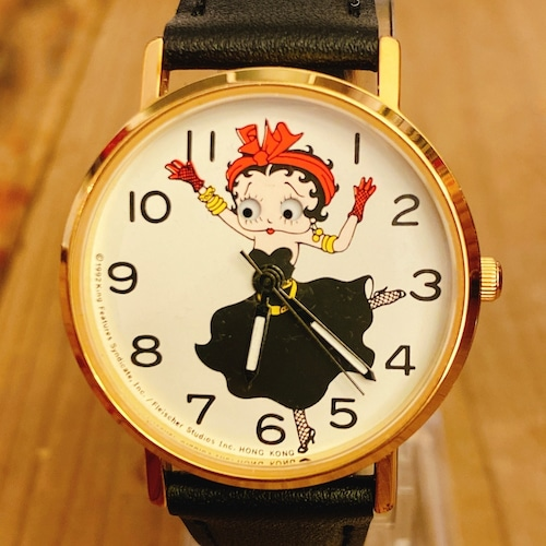 Betty Boop 90's Tali Dancing ウォッチ