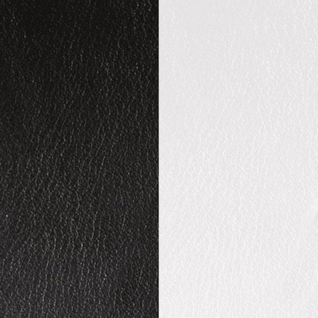 【レジョルジェット】40mmレザー ブラック/ホワイト