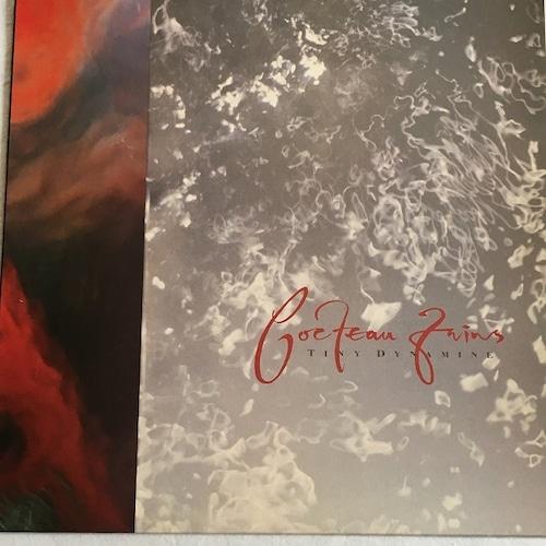 【12inch・英盤】Cocteau Twins / Tiny Dynamine