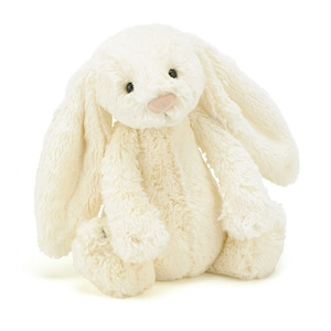 Bashful Cream Bunny Medium 【正規品】