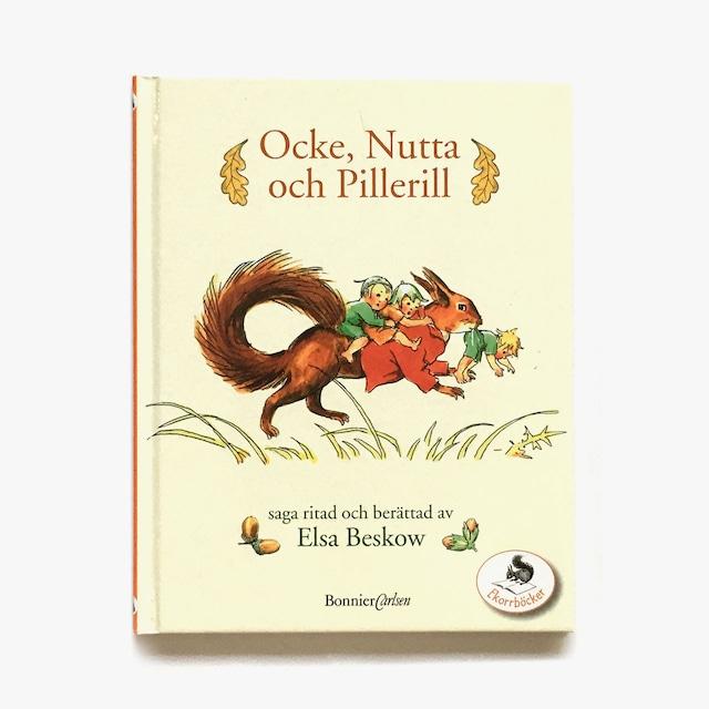 エルサ・ベスコフ「Ocke, Nutta och Pillerill(どんぐりぼうやのぼうけん)」《1975-01》