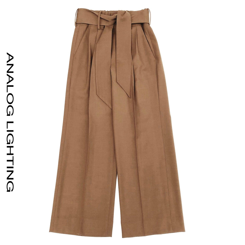 Wide Pants/TAN