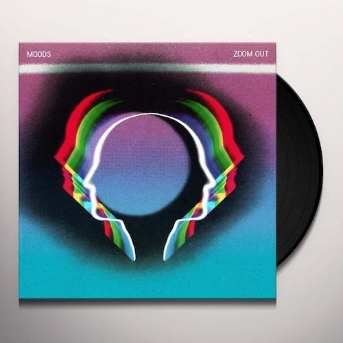 【ラスト1/LP】Moods - Zoom Out -LP-