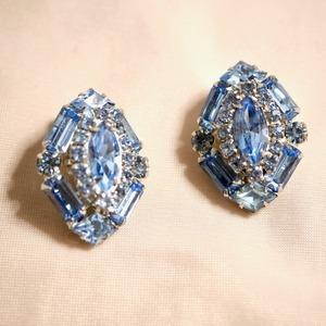 WEISS clip-on Earrings