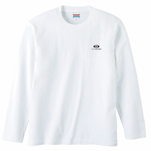 ワンポイントC.A.D長袖Tシャツ