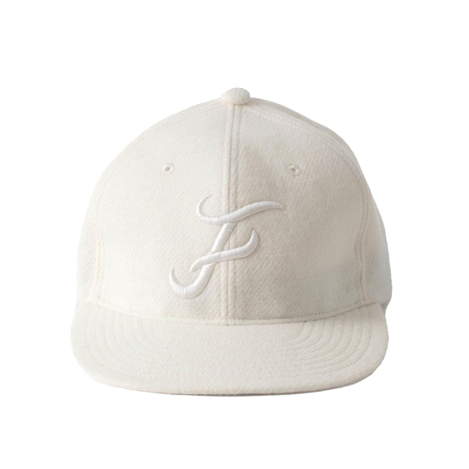 FRAVES BASEBALL CAP / WHITE - 画像2