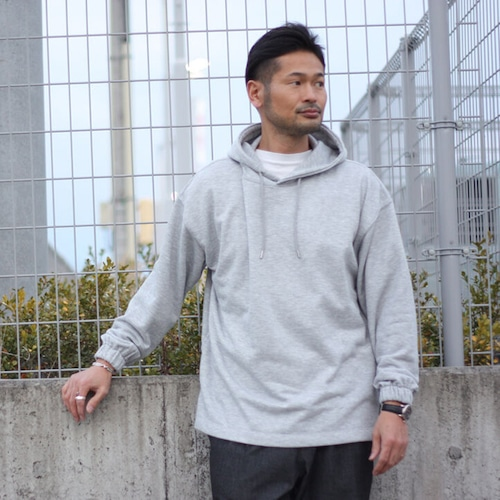 FORTUNA HOMME/フォルトゥナオム ECOTEC FrenchTerryHoodie FHPK-0013