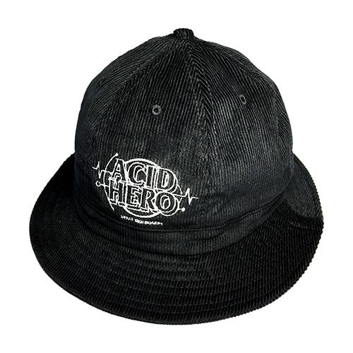 AV「 Acid Hero 」Tennis Hat BK