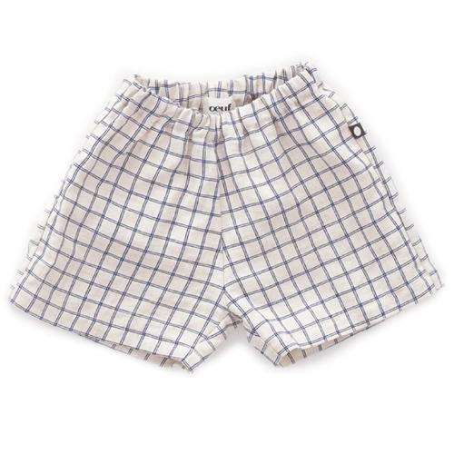 Oeuf Check Pants