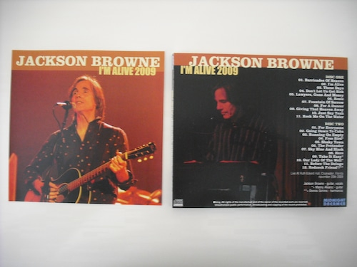 【2CDR】JACKSON BROWNE / I'M ALIVE 2009
