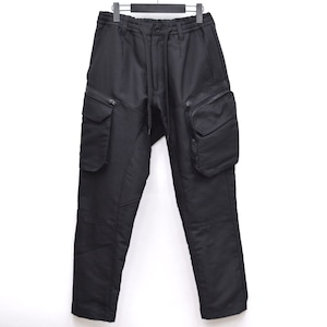 Utility Cargo Pants Black