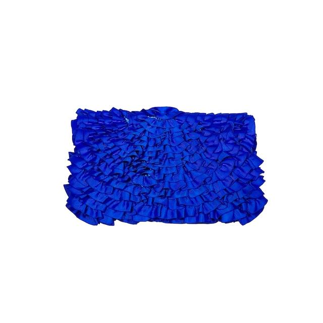 No Brand _ ポーチバッグ:Blue