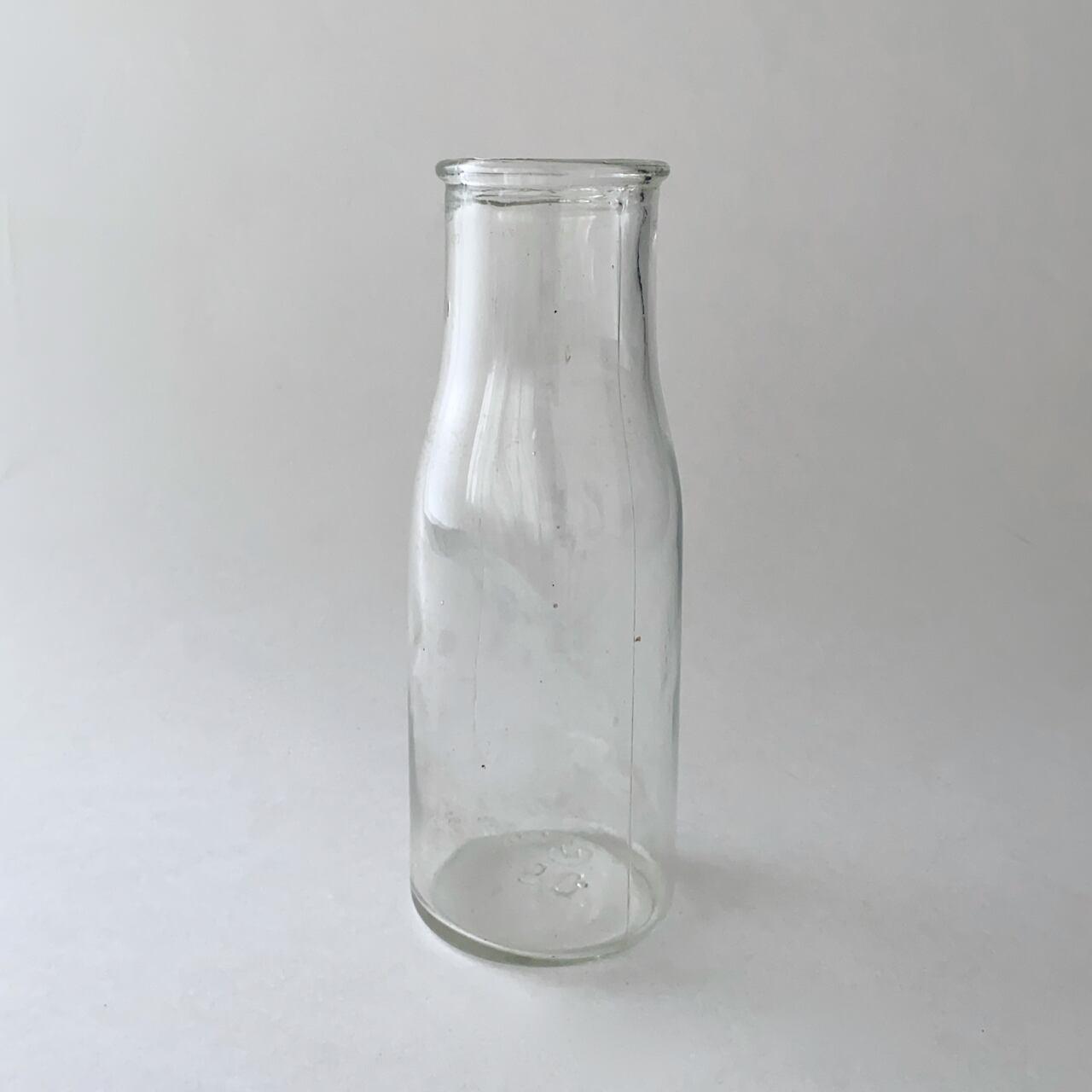 Thin Rim Milk Bottles  ヴィンテージのミルクボトル TR8
