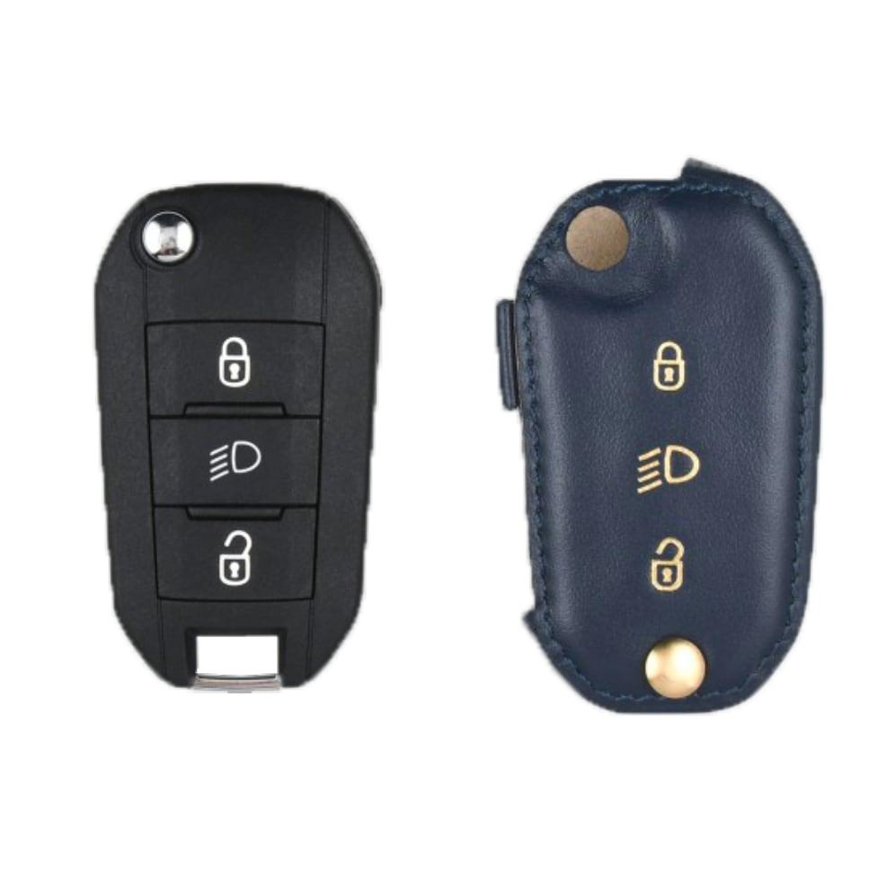 Peugeot 専用 TypeB Car Key Case