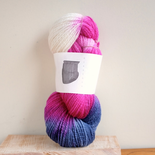 【niwatoco】手紡ぎ糸