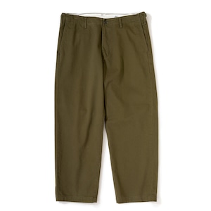 """Just Right """"Thick Trousers"""" Olive"""