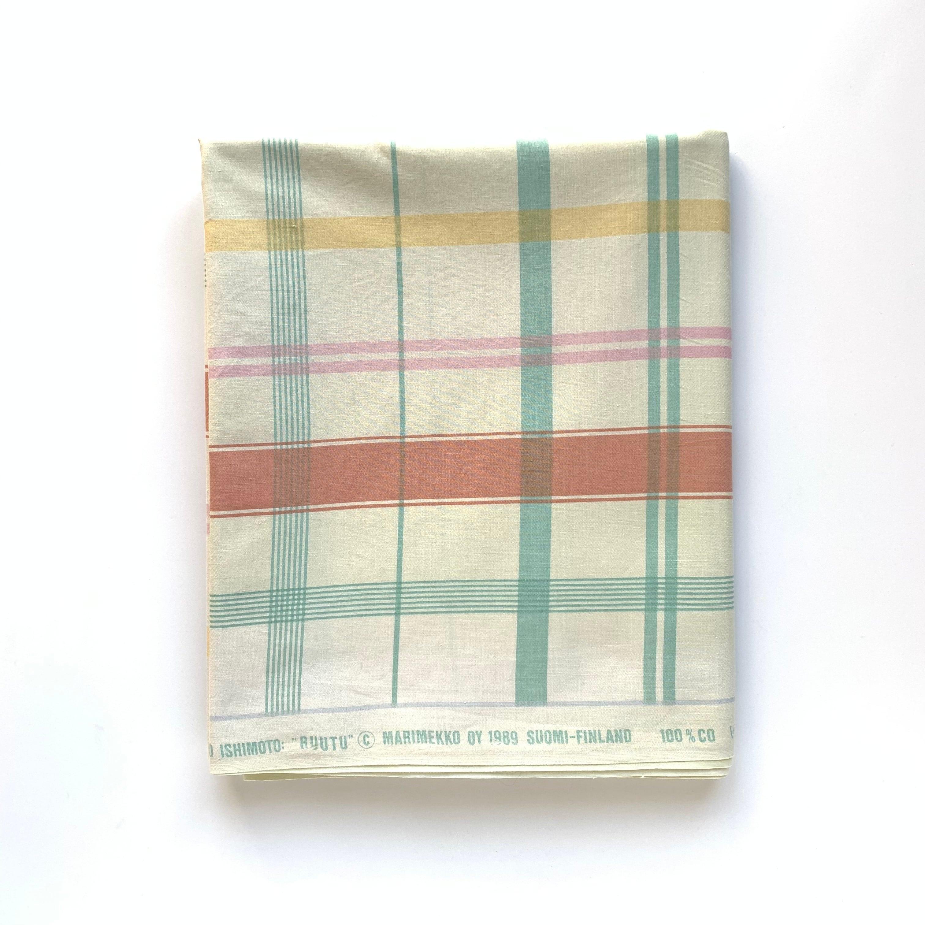 marimekko / Fabric / Fujiwo Ishimoto