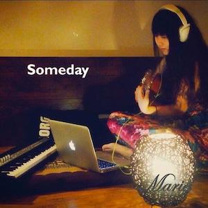 ⏬DL販売【簡易MV(mp4)歌詞ナシ+おまけ画像(メッセージ/簡易ジャケ)】Someday【Take One ver.2.1】