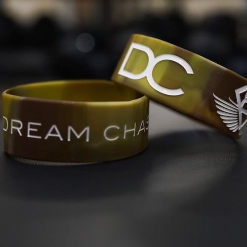 BODY ENGINEERS Dream Chaser Bracelet –camo