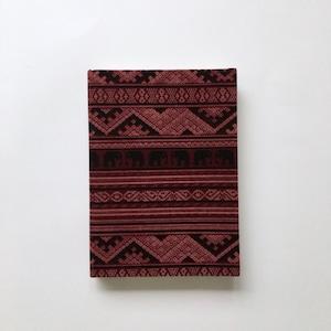 タイの布張りのノート|Thai Upholstered Notebook