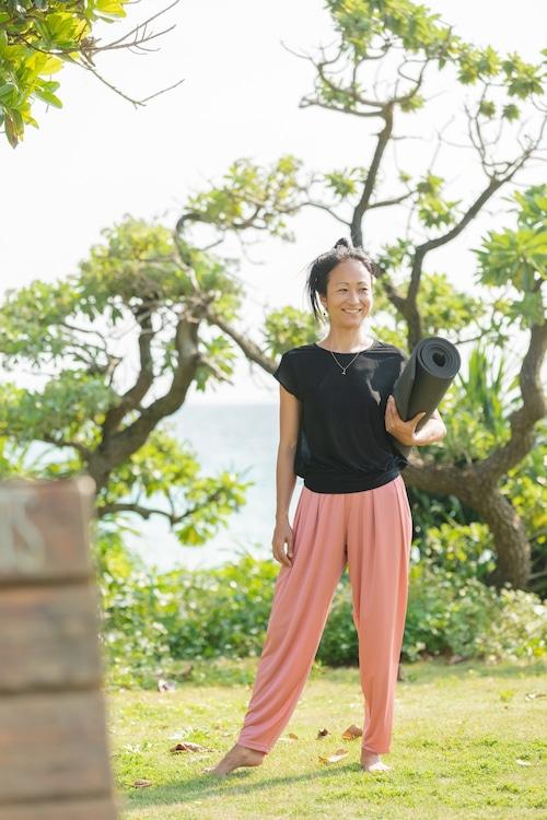【サイドポケットパンツ】サマーフラッフィー/ライラックピンク