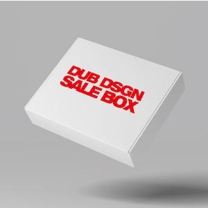 移転セール|DUB DSGN 最終売りつくし SALE BOX