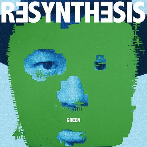 【残りわずか/CD】grooveman Spot - Resynthesis (Green)