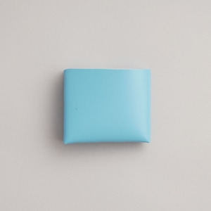 "i ro se seamless short wallet Limited Color ""SKY BLUE"""
