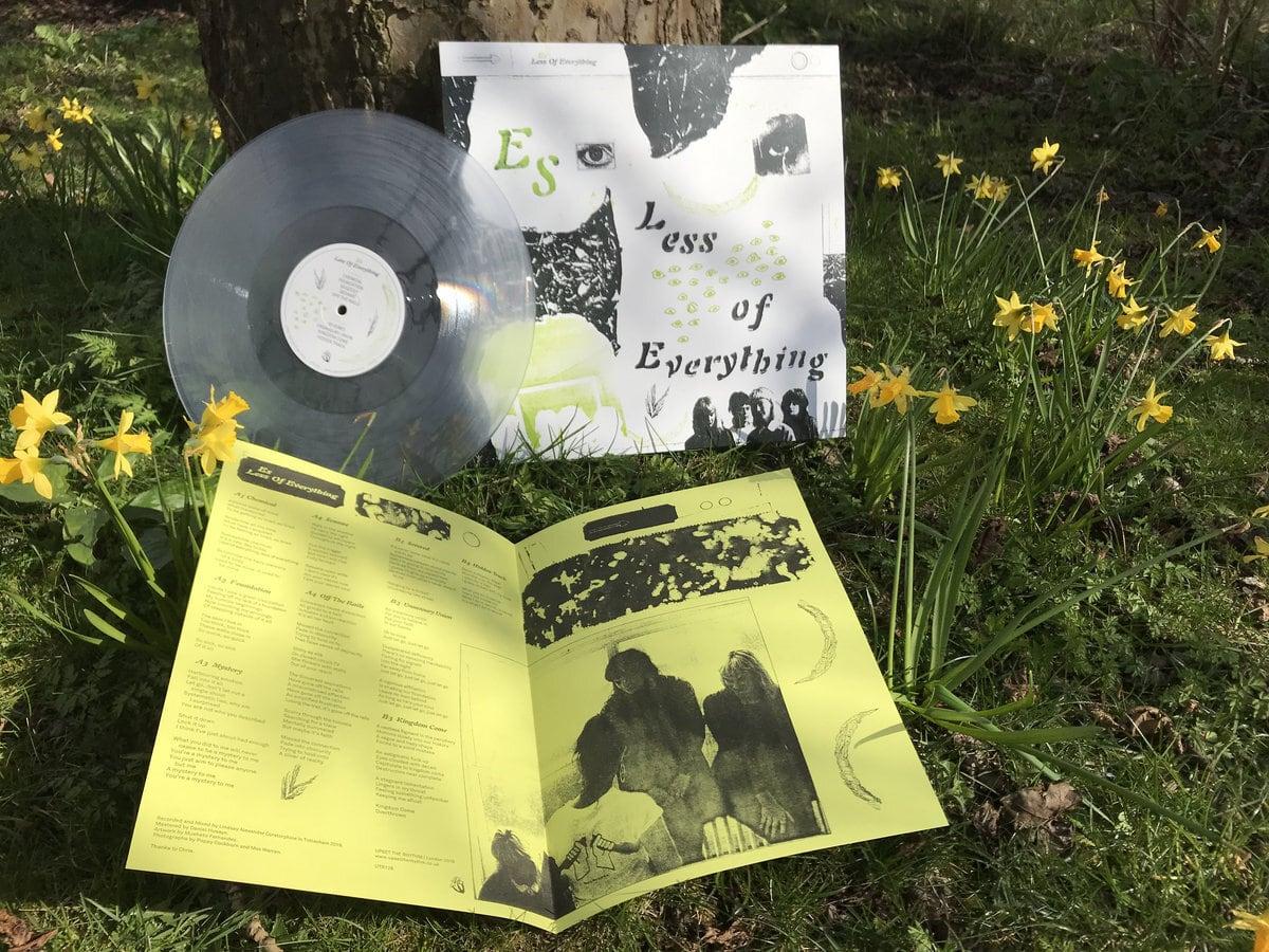 Es / Less of Everything(Ltd LP)