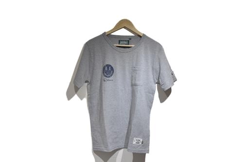 Relaxar スマイルTシャツ NAVY(DPZ-RX29)