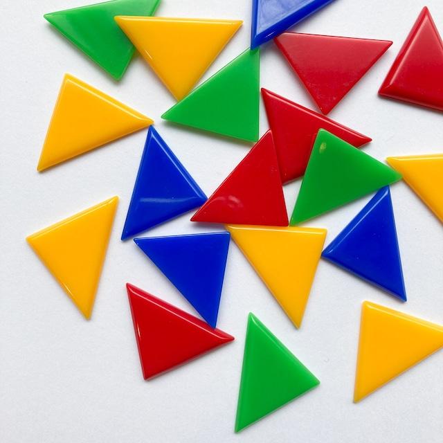 カラー三角フランスカボション